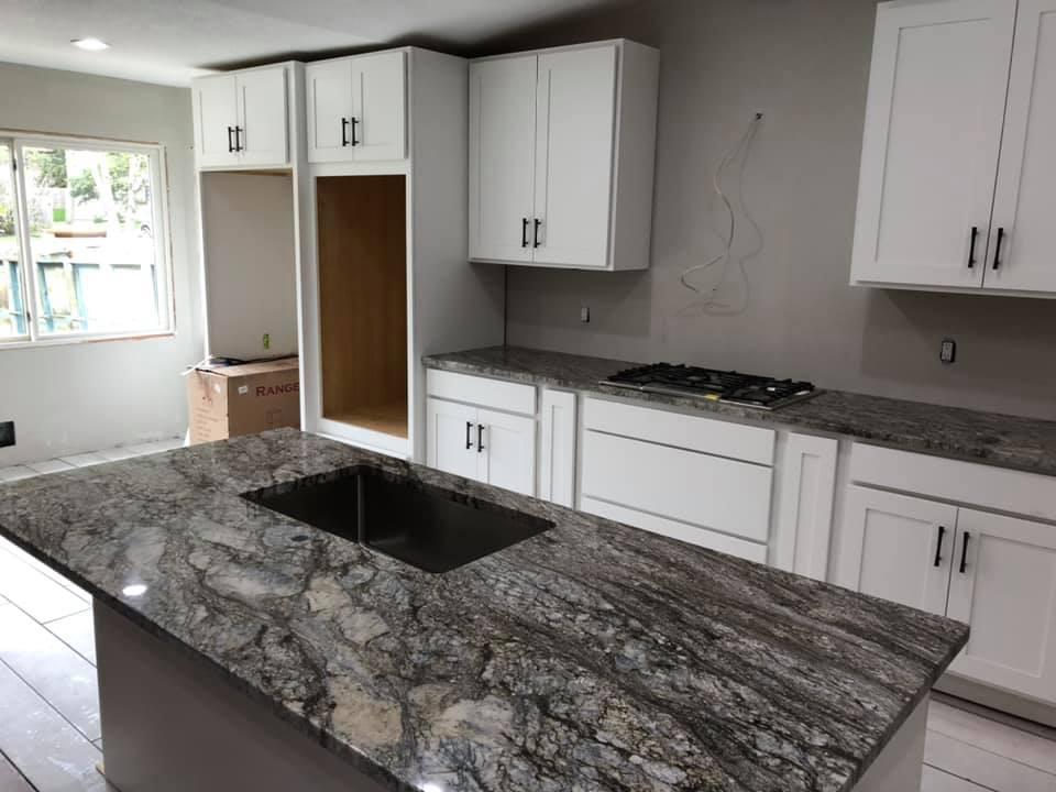 jen kangas kitchen azul celeste granite 1
